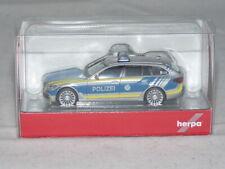 herpa 094603 BMW 5er Touring - Polizei Bayern 1:87 NEU + OVP
