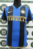 Maglia calcio INTER MATCH WORN shirt trikot maillot camiseta jersey