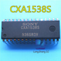 1PCS CXA1538S FM STEREO/AM RADIO DIP30 new