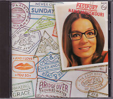Nana Mouskouri - Passport - CD (Philips 830 764-2 West Germany)