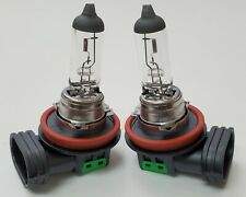 (LOT OF 2) Philips H11 Halogen Replacement 12V 55W Headlight Head Lamp Bulb