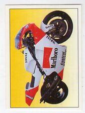 figurina SUPER MOTO PANINI NUMERO 34