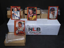 Lot of 4 Maxx Nascar 3D Acrylics Mail-In Redemption Cards