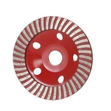 "125mm 5"" Diamond Segment Grinding Wheel Disc Bowl Shape Grinder Cup 22mm P1T8"