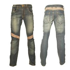 New Men's Denim Jeans Straight Leg Pants Stretch All Waists & (30-40) sizes lot