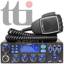 12v 24v Dual Car Truck Van TTI TCB-881N Multi Channel AM/FM CB Radio Transceiver