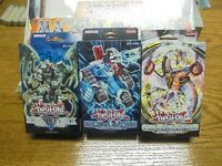Yugioh Machine Madness Structure Deck! Your Choice of 1 of the Decks