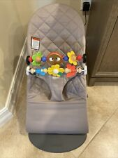 Bundle deal* BabyBjorn Bouncer With 2 Activity Bars - excellent value!