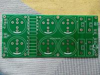 1pcs  CRC 6 Capacitors PASS Amplifier Power Supply Board PCB