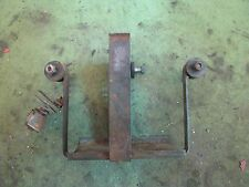 1971 and Later Triumph Battery Box OIl in Frame 650 and 750 CC 1971-72 BSA A65