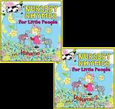 100 Childrens Singalong Songs & Nursery Rhymes Audio CD 2cd Set