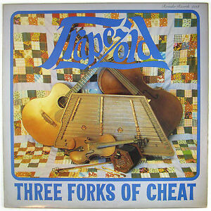 TRAPEZOID Three Forks of Cheat LP NM- NM-