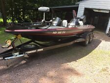 20ft Stratos Bass Boat, 150hp  Outboard, 101lb trolling motor + New Extras