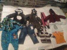 Baby Kleidung Gr. 54-80 ca. 55 Teile, alles Neuwertig oder Neu mit Etikett