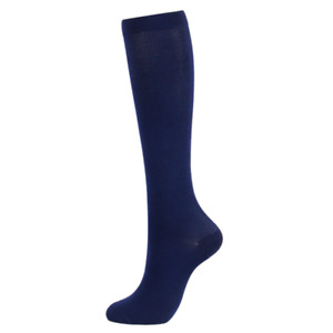 Solid color Compression socks long tube compression socks Outdoor sports - NEW