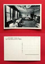 AK COSWIG um 1930 Café Saupe Innenansicht   ( 58430