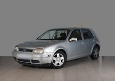 VW GOLF mk4 5-doors Hatchback 1997-2004 4 pieces Wind Deflectors HEKO Tinted