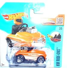HOT WHEELS  PEDAL DRIVER RIDE-ONS -  MATTEL 5785 [S][2H]