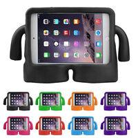 Child Safe Shockproof Kids Handle EVA Foam Case Cover Stand For iPad Mini 12 3 4
