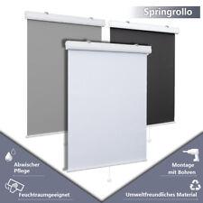 Verdunklungsrollo mit Rollo Bohren Springrollo Mittelzugrollo mit Kassette Tür