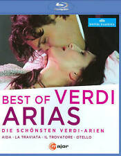 Best of Verdi Arias [Blu-ray], New DVDs