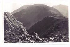 CONISTON OLD MAN MOUNTAIN Lake District OLD LOWE PATTERDALE RP PHOTO POSTCARD