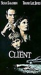 The Client (VHS, 1994)**LIKE NEW** The Client (VHS, 1994) Susan Sarandon, Tommy