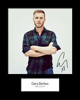 Gary Anderson Flying Scotsman Premier Signed Autographed A4 Poster Photo Print