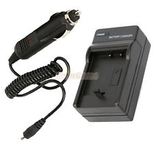 NP-BG1 Battery Charger for SONY CyberShot DSC-T100 T20 W100 W110 W120 W130 W150