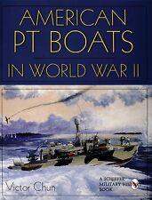 Book - American PT Boats in World War II Volume I by Victor Chun