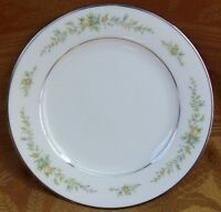 Noritake Ivory China Christina Pattern # 7056 Bread & Butter Plate 6 3/8""