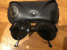 Vintage Bausch & Lomb France Ray-Ban Cats 145 Sunglasses