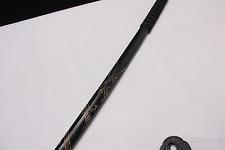 Japanese Blunt Practice Sword Wooden Kendo Bokken Bokuto Training Katana Dragon