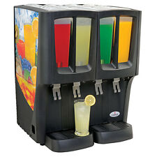 GMCW C-4D-16 Crathco G-Cool Mini-Quattro (4) - 2.4 Gal Beverage Dispenser