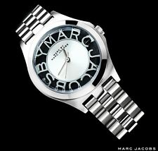 MARC BY JACOBS WOMEN'S X-RAY MIRROR DIAL WATCH MBM3205