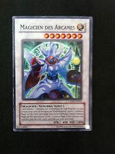 YUGIOH Magicien des Arcanes CRMS-FR043 -VF/SUPER RARE
