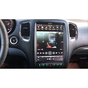 "Android 9.0 Tesla screen 12.1"" Car radio GPS 4+64G for Dodge Durango 2014-2019"
