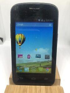 ZTE Zinger - 4GB - Black (T-Mobile) Good Condition Z667T #4(39/15)