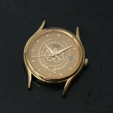 Seiko 7N82-0109 Women's SAMPLE Watch Case New Old Stock SXE056 Gold Tone Parts