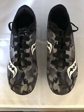Saucony Vendetta Racing Spikes Mens Boys Size 5, lightly used