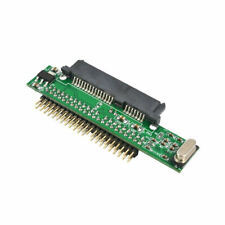 7+15 Pin Sata Ssd Hdd Female To 2.5 inch 44Pin Ide Male Adapter For Laptop I6Q3
