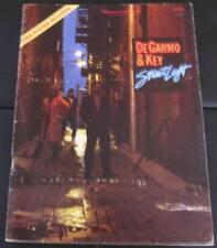 DeGarmo & Key - Streetlight - 1986 Christian Songbook