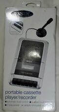 Jensen Portable Cassette Player Recorder MCR-100