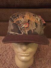 Donlin Wholesale Camouflage Hunt Snapback Baseball Cap Trucker Hat Retro Vintage