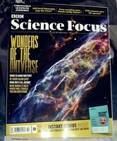 BBC SCIENCE FOCUS Magazine APRIL 2020 WONDERS OF THE UNIVERSE
