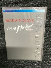 Marvin Gaye: Live In Montreux  1980 [DVD][Region 2] New Sealed. Freepost In Uk