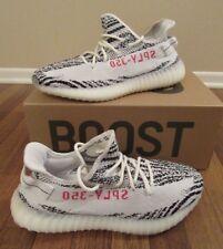 Adidas Yeezy Boost 350 V2 Size 11.5 White Black Red Zebra CP9654 Brand New NIB