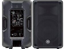 YAMAHA DBR12 Lightweight 2000w Total Active PA Speaker System Pair