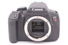 Canon EOS 700D (eos Rebel T5i) 18.0MP Digital SLR Camera - Shutter Count: 566