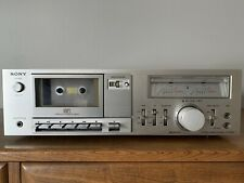Sony Stereo Cassette Deck Tc-K35 - Tested/Works